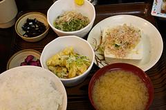 升亀 納豆定食